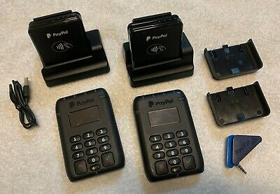 PayPal Here Credit Card Reader Bundle- Excellent Barely Used Condition