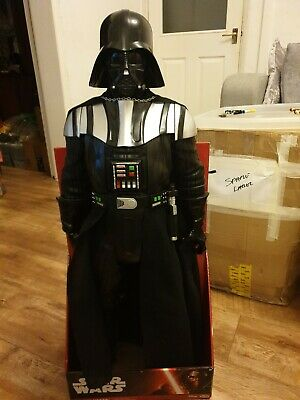 "Star Wars Giant Darth Vader Figure 31"" Jakks Pacific 2013"