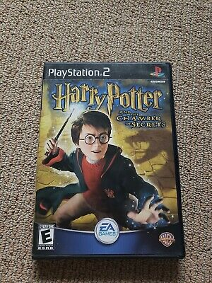 Harry Potter and the Chamber of Secrets (Sony PlayStation 2, 2002) ps2