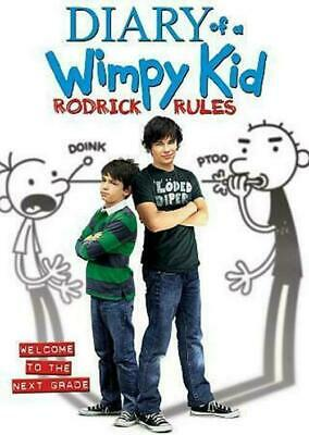 Diary of a Wimpy Kid: Rodrick Rules (DVD, 2011, Canadian French) VERY GOOD