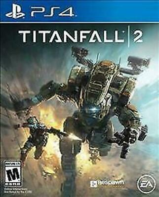 Titanfall 2 (Sony PlayStation 4, 2016) DISC IS MINT