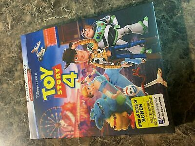 Toy Story 4 - Blu Ray / Dvd - Brand New Sealed