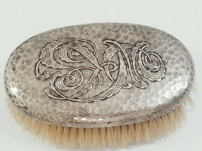 Aesthetic Tiffany & Co. Sterling Silver Brush1880'S