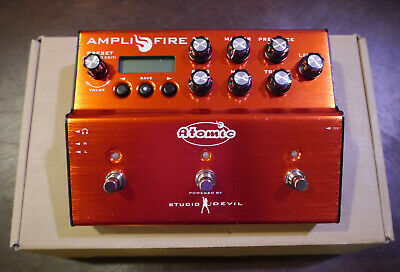 Atomic Amps Amplifire 3. Same Day Shipping.