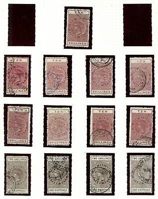 New Zealand  Revenue lot  2 for specialist,  X7336