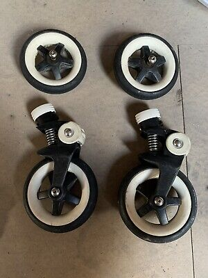 Bugaboo Bee Spare Front and Rear Wheels