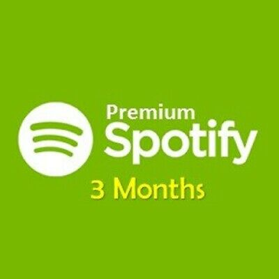 Spotify Premium 3 Months | Make premium your account! or get a New One