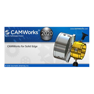 CAMWorks 2020 for Solid Edge 2019-2020 x64