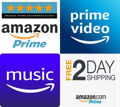 Amazon Prime Account 6 Months Membership ✅ Free 2Day Delivery ✅ Video Prime ♬