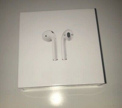 BRAND NEW,SEALED AND AUTHENTIC Apple AirPods 2nd Generation with Charging Case