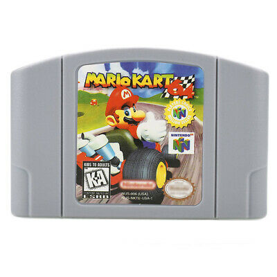 Mario Kart 64 Games Cartridges Fit For Nintendo 64 N64 Console Video Game