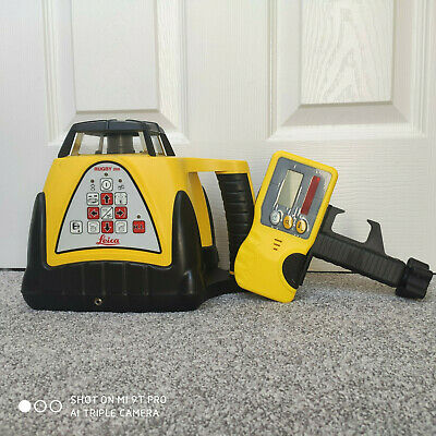 Recon. Leica Rugby 200 Self Levelling Laser Level | Calibrated, 3 Month Warranty
