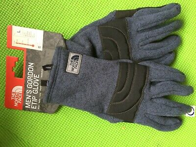 New TNF The North Face Mens Gordon Etip glove size L Large msrp $35