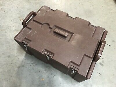 Cambro 100MPC Full Size Pan Capacity Camcarrier Food Carrier - With NEW O-Ring!