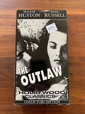 The Outlaw (VHS 1999, Collectors Edition)