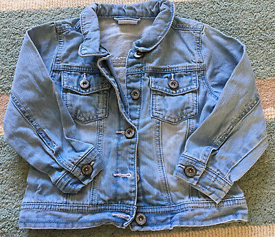 Next Girls Denim Jacket Age 2-3