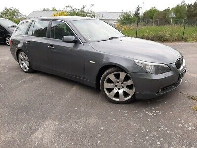 Bmw 525D E61 Touring Navi, Klima, Ahk, 6Gang, Top