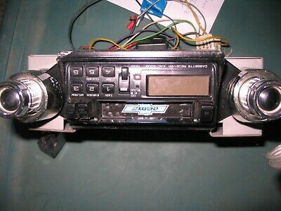 1957 chevy belair casset player stereo comes with wiring harness
