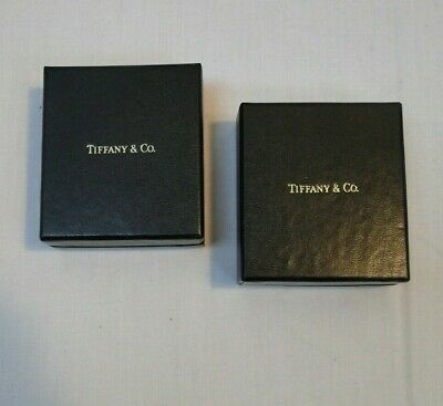 TIFFANY & Co. - 2 Jewelry Boxes