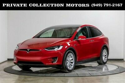 2017 Tesla Model X  2017 Tesla 75D $99,750 MSRP One Owner