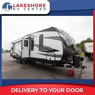 Heartland Torque T333 Travel Trailer Toy Hauler Bunkhouse RV REDUCED PRICING