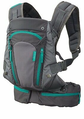 Infantino Carry On Multi-Pocket Baby Carrier 8-40 lbs