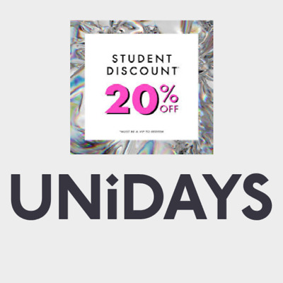 UNiDAYS Verified Student Account ✅ 1 Year Membership ✅ Fast Delivery ✅