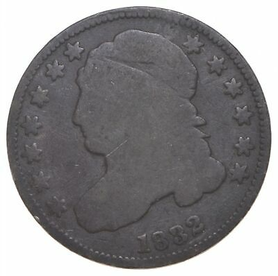 EARLY - 1832 - Capped Bust Dime - Eagle Reverse - TOUGH - US Type Coin *302