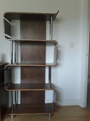 Jual Helsinki Walnut Bookcase furniture - costs £469 new