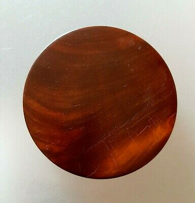 Antique Wooden Mahogany Base Stand Plinth
