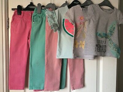 Girls Next Summer Outfit Bundle Aged 2-3 Years