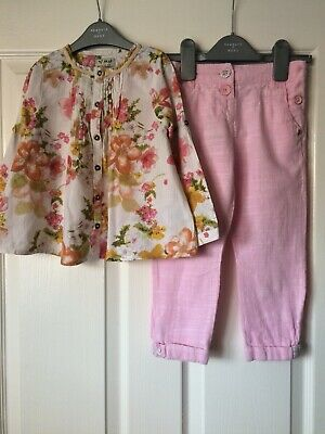 Girls Next Summer Outfit Aged 2-3 Years