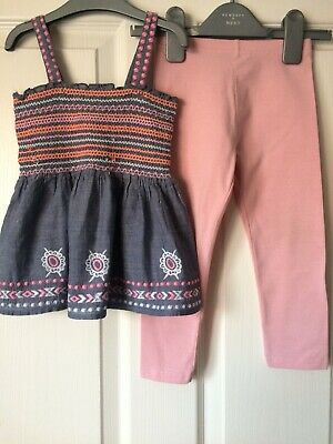 Girls River Island Summer Outfit Aged 2-3 Years