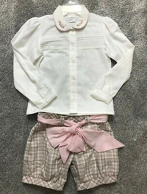 BNWT Pretty Originals girls outfit 4years