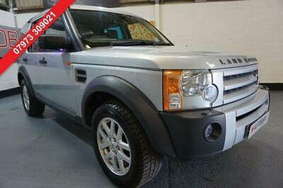 2009 59 Land Rover Discovery 2.7 3 Tdv6 Xs 5D 188 Bhp Sat Nav Heated Leather Die