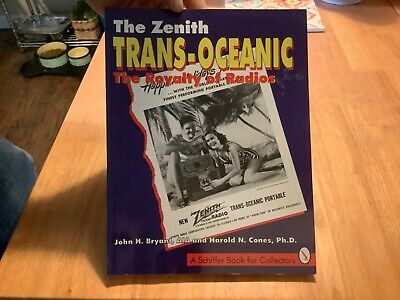 1995 Zenith Trans-Oceanic The Royalty Of Radios Shortwave Illustrated History