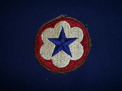"""Army Service Forces Patch, 2 1/4"""""""