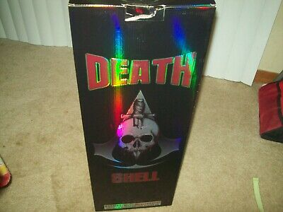 """death shell firework labels 5"""" canister shell labels 24 labels total rk-102"""