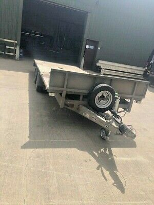 Ifor Williams Trailer LM186