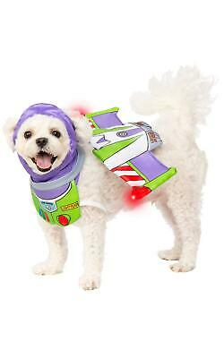 Buzz Lightyear Toy Story Disney Dog Fancy Dress Costume