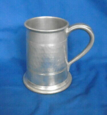 Don ( Used by Cooper Bros Since 1926 ) Sheffield 1 Pint Pewter 1554 Tankard