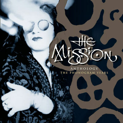 The Mission - An Anthology-The Phonogram Years CD2 Polydor NEW