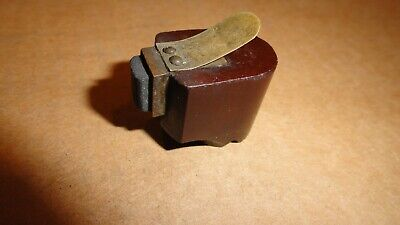 Nos Early Connecticut 15S 4 & 6 Cylinder Distributor Ignition Rotor