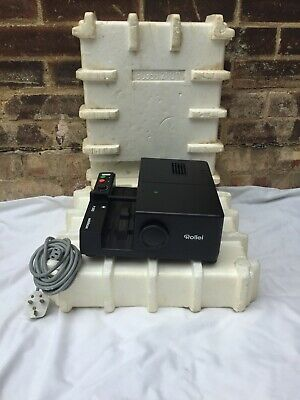 Vintage Rollei P355 Slide Projector 📽 Mint Condition Free 🚚🚚