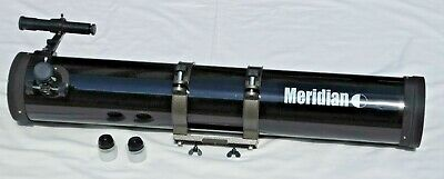 "Meridian 4.5"" Reflector Astonomical Barrel with Optical Scope & 2 Eyepieces"