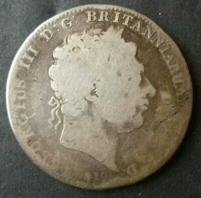 1819 Great Britain Silver Crown