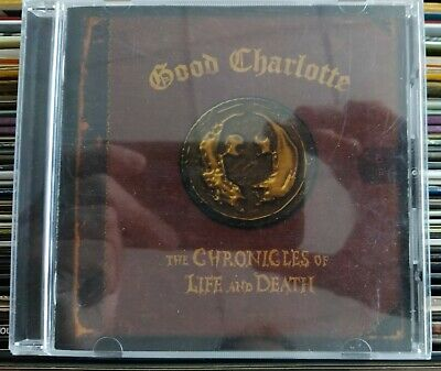Good Charlotte - The Chronicles Of Life And Death (Epic) CD, Album (NM)