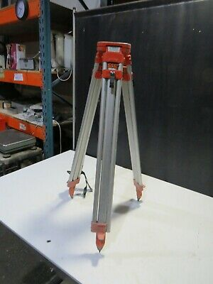 J7)  Jb Sales Aluminium Surveyors Level Tripod Stand