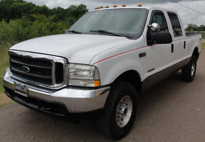2002 Ford F-250 Lariat 4x4 Off Road HEATED LEATHER SEATS Cold Air NO RESRERVE 7.3 Powerstroke diesel OFF ROAD Loaded
