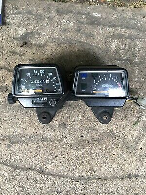 YAMAHA xt600 xt 600e   instruments dash clocks  kph